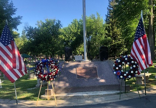 Memorial Dedication Wreath